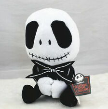 "The Nightmare Before Christmas 12"" Peluche Jack Skeletron Plush Doll Soft Pillow"