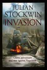 Julian Stockwin - Invasion; SIGNED & NUMBERED 1st/1st