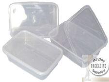 6-10 Plastic Containers & Tupperware