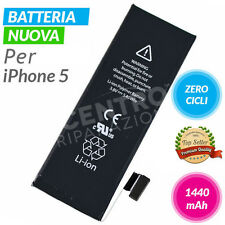Batteria Apple iPhone 5 1440 mAh
