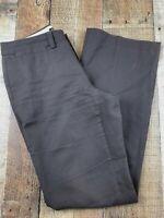 Banana Republic Martin Fit Brown Women's Pants Size 0R 26x30
