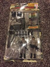 World Peacekeepers Delta Force Figures With Accessories 1:18 Scale 3 3/4 Inch