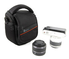 Camera Shoulder Waist Case Bag For SONY Cyber-shot DSC RX1R MKII H300