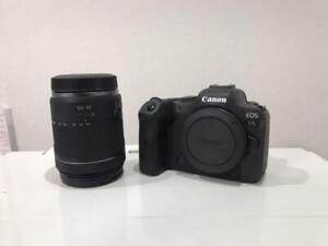 Canon EOS R6 20.1 MP Mirrorless Digital Camera  Body + lens kit set
