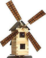 Walachia 85940364301501LGB Gauge Model Railway Windmill Wood Model Kit 1 32