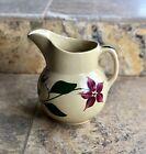 Vintage Watt Ware #16 Star Flower Pottery Pitcher U.S.A.