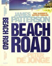 James Patterson with Peter de Jonge - Beach Road - 1st/1st
