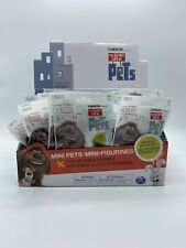 The Secret Life of Pets 24 Blind Bags Mystery Mini Figures Series 1 New