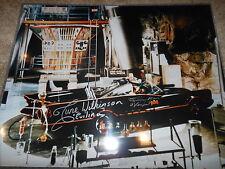 Batman Batcave Autographed Signed 16x20 Photo COA Frank Gorshin Terry Moore +