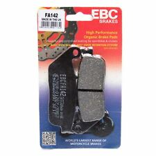 EBC FA142 Organic Replacement Motorcycle Brake Pads Honda VT 600 C Shadow 94-99