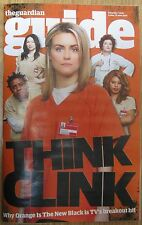 Orange is The New Black - Guardian Guide – 7 June 2014