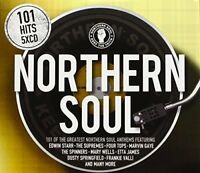101 Northern Soul [CD]