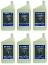 Set of 6 Auto Trans Fluids ATF-MSV Aisin Matic S Merc V For Ford Nissan Mazda