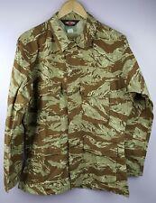 TRU-Spec Medium Shirt L/S Combat Camo Pockets Hunting