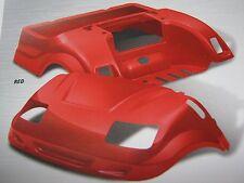 Yamaha Vortex Golf Cart Body Set -  Solid Color Body Set -  With Head light Kit