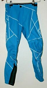 TROY LEE Designs YOUTH Sprint Bicycle BMX/MTB Pants Blue Size Y 28 GUC