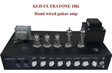 Assembled kits of KLD Ultratone 18 two channels hand wired amp