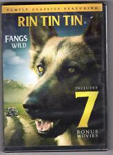 Rin Tin Tin Fangs Wild (Includes 7 Bonus Movies)