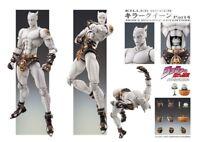 JoJo Super Action Statue Killer Queen Hirohiko Araki Color Figure from JAPAN