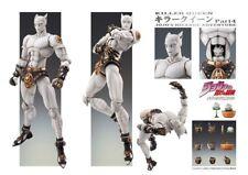 JoJo Super Action Statue Killer Queen Hirohiko Araki Color Action Figure JAPAN