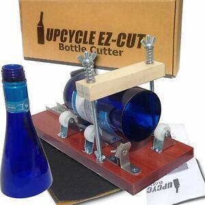 Glass Bottle Cutter SelfScoring System: New Precision Bottle Cutting Machine