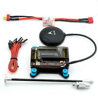 APM 2.8 Flight Controller w/ Shock Absorber NEO 6M GPS 5V 3A Power Module T Plug
