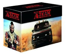 A-TEAM-DIE KOMPLETTE SERIE 27 DVD NEU