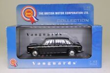 AUSTIN MORRIS 1800 BLACK NOIRE VANGUARDS 1/43 GREAT BRITAIN VA08906 CORGI RHD