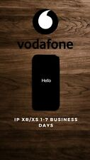 Vodafone UK Unlock Code Service iPhone XR XS XS Max - EXPRESS SERVICE IMEI ONLY