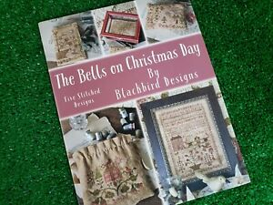 The Bells On Christmas Day - Cross Stitch Pattern Booklet by Blackbird Designs
