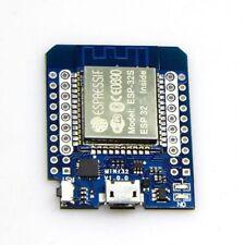 Wemos MINI D1 ESP32 ESP-32S WIFI + Bluetooth CP2104 ESP8266 Module For Arduino