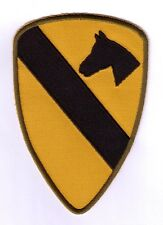 "WWII - 1st CAVALRY DIVISION ""Twill"" (Reproduction)"