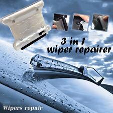 3 in 1 CAR WINDSCREEN WIZARD WIPER BLADE FIXER RENEWAL RESTORER RECONDITION