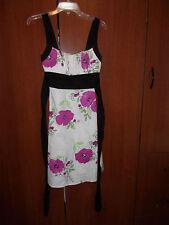 B Darlin Dress Summer Party Sun Dress Size 9  10 Bust 34 36  Length 37