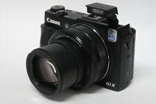 Canon Powershot G1X Mark II Digitalkamera gebraucht G1 X MK II in ovp