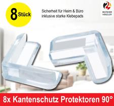 Tischkantenschutz Tisch Möbel Schutz Baby Kinder Sicherheit Eckenschutz 90 Grad✔