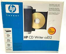 HP CD Writer CD52 CD-R/RW IDE Drive HP Invent