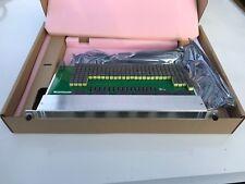 NEW IN BOX HUAWEI H80-SPPLC SPPL 03020JFY 64 PORTS  OVER POTS SPLITTER VER B