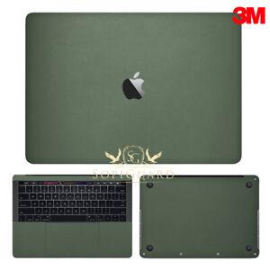 SopiGuard Carbon Fiber Skin for Macbook 12 Retina Air 11 13 Pro 15 Touch Bar