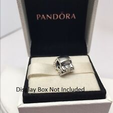 Authentic Pandora RETIRED Car w/Clear & Red CZ's Charm 790405CZ Jeep