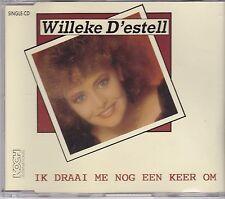 Willeke Destell-Ik Draai Me Nog Een Keer Om cd maxi single