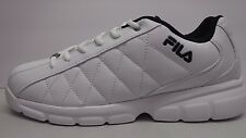 Fila Size 11.5  White Sneakers New Mens Shoes