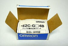 NEW OMRON PROXIMITY SWITCH AMPLIFIER E2C-GE4B