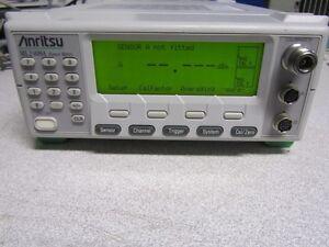 Anritsu ML2408A Dual Channel Power Meter