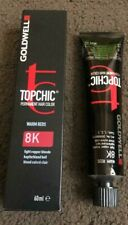 Goldwell Topchic Permanent Hair Colour 60ml Brand New full Range of 81 Colors