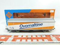 BB53-0,5# Roco H0/AC 4340 Schiebewandwagen Ovomaltine SBB-CFF NEM, NEUW+OVP