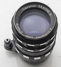 Travenar 1:3.5/135 R 1:3.5 3.5 135mm 135 mm A. Schacht Ulm - Exa Exakta