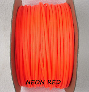 "1/8"" Techflex PTN0.13 Braided Expandable Sleeving PET 10ft, 25ft, 50ft, 100ft"