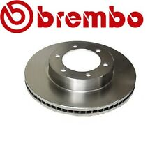 For Toyota Sequoia Tundra Front UV Coated Disc Brake Rotor Brembo 40551002253