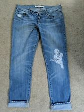 ABERCROMBIE AND FITCH JEANS SIZE W31 L33